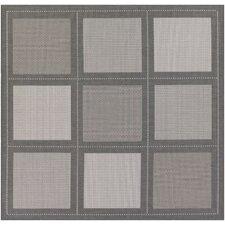 Recife Summit Grey/White Indoor/Outdoor Area Rug