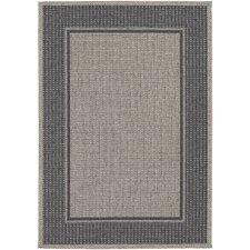 Tides Astoria Charcoal/Grey Indoor/Outdoor Area Rug