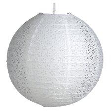 2-tlg. 30 cm Lampenschirm aus Papier