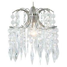 24 cm Lampenschirm aus Acryl