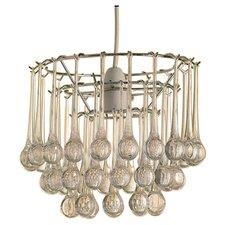 25 cm Lampenschirm Snowdrop aus Metall