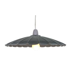 35 cm Lampenschirm aus Metall
