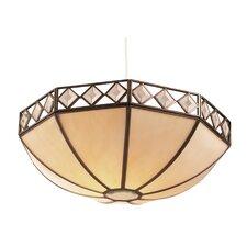 35 cm Lampenschirm Boulogne aus Glas