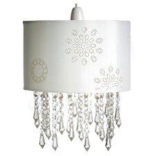 25 cm Lampenschirm aus Baumwolle