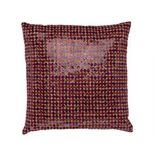 Rome Natural Throw Pillow