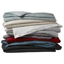 Sateen Organic Cotton Duvet Cover
