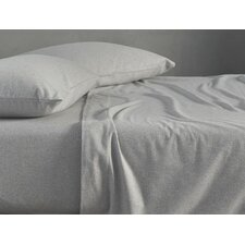 Cloud Brushed Flannel Cotton Fitted Sheet