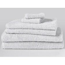 Cloud Loom 6 Piece Towel Set