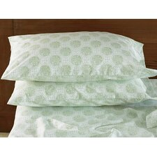 Sand Dollar Printed 200 Thread Count Cotton Sheet Set
