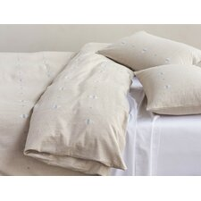 Morro Rock Embroidered Duvet Cover