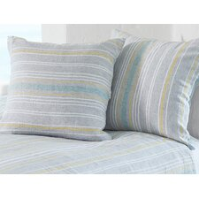 Beach House Linen Duvet Cover