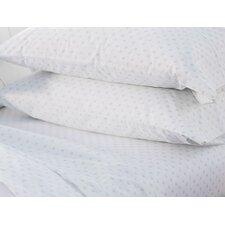 Watercolor Wisp Printed Pillowcase (Set of 2)