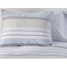 Sunset Stripe Duvet Set (Set of 2)