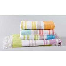 Sutro Stripe 3 Piece Towel Set