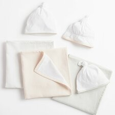Jersey 6 Piece Blanket Set (Set of 6)