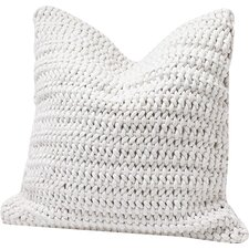 Woven Rope Cotton Throw Pillow Cover
