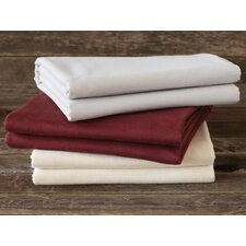 Cloud Brushed Flannel Fitted Sheet