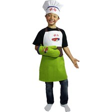 Roadster Mini 3 Piece Apron Set