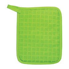 2 Piece Silicone Oven Mitt and Potholder Set