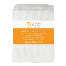 Bar Mop 6 Piece Dishcloth and Towel Set