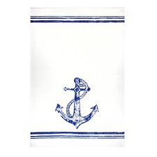 Anchor Designer Print Towel (Set of 2)