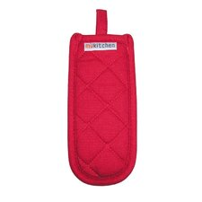 "MUincotton 7"" Handleslip in Crimson (Set of 2)"