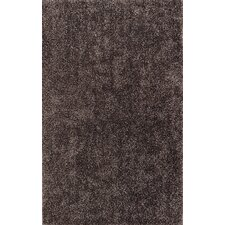 Illusions Grey Shag Rug