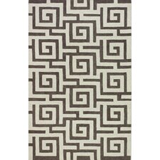 Infinity Pewter Area Rug