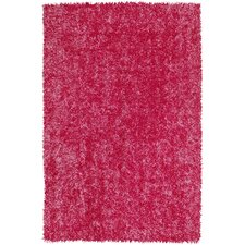 Bright Lights Hot Pink Area Rug