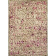 Antiquity Dalyn Pink Area Rug