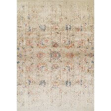 Antiquity Dalyn Ivory Area Rug