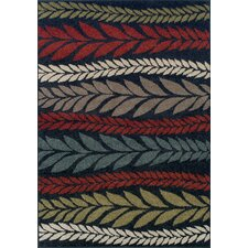 Marcello Red Area Rug