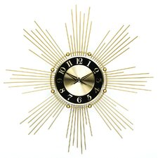 """20"""" City Hall Wall Clock"""