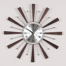 "19.25"" Spindle Wall Clock"