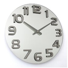 "16"" Round Numeral Wall Clock"