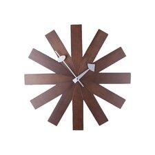 """15.3"""" Asterisk Wall Clock"""