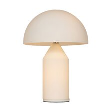 """The Apollo 13.8"""" H Table Lamp with Globe Shade"""