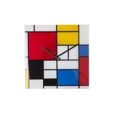 "11.5"" Time Lines Wall Clock"