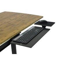 Under Desk Computer Keyboard Tray