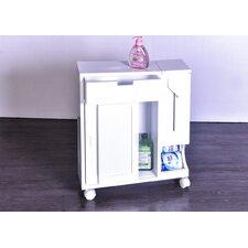 "Bathroom 19.69"" x 22.83"" Free Standing Cabinet"
