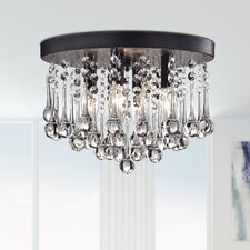 Scelene 4 Light Flush Mount