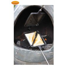 Cast Iron Toastie Maker Pan