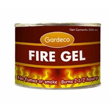 Tin of Fire Gel