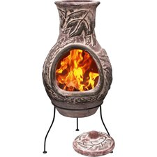 Earth Chimenea