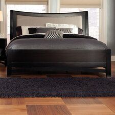 Memphis Upholstered Sleigh Bed