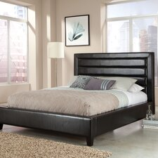 Reaction Upholstered Bed