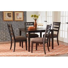 Sparkle 5 Piece Dining Set