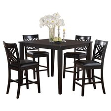 Brooklyn 5 Piece Dining Set