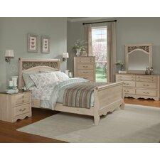 Torina Sleigh Customizable Bedroom Set