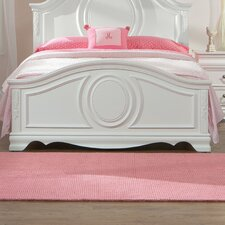 Jessica Panel Bed